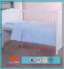 2015 China Suppliers Wholesale Terry Cloth Baby Crib Bedding Set/ Bed sheet