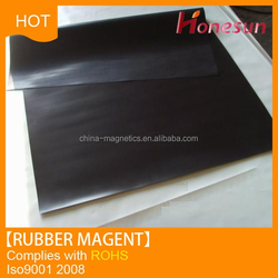 Rubber Magnet Composite and Permanent Type Flexible Magnet mats