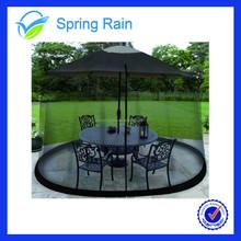 Outdoor Umbrella Table Screen Mosquito Net Canopy