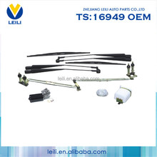 Car accessory applicable for climates worldwide windshield wiper
