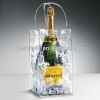 International Family Day promotional pvc ice bag wine bag