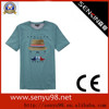 men`s custom cotton t-shirt french alibaba