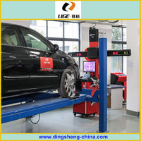 Garage Equipment 3D Car Four Wheel Alignment