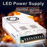 Steady CE approved S-350 350w lcd tft monitor 5v 12v 24v 48v ac dc switch mode power supply manufacture psu