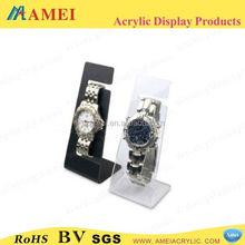 high quality casio watch display stand/custom display stand for watch/acrylic display stand