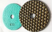 "3""~7""High quality hand tools dry/wet diamond optical lens polishing pad"
