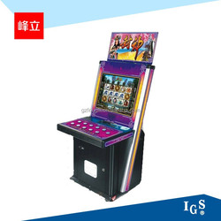 Gambling game machine 15 reel 9 line Fengshen