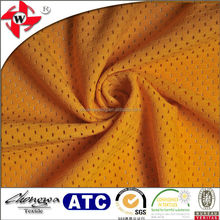 Chuangwei Textile Plain Style 100 Polyester Mesh Fabric for T-shirts