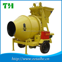 JZC350 chinese small cement mixer prices,small concrete mixing machine , universal concrete mixer with plastic drum