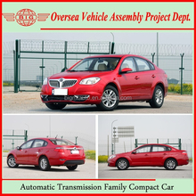 Zhonghua Brand Automatic Transmission Compact Car And Car Body Kits