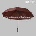 Duplo tecido de guarda-chuva personalizado produtos para venda