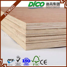 Combi Core 18mm Pencil Cedar Commercial Plywood Price