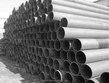 factory price schedule 40 steel pipe roughness