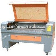 Usado gravação a laser e máquina de corte