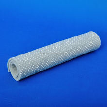 Non Flammable Grey Needle Punched Nonwoven Fabric Carpet Backing