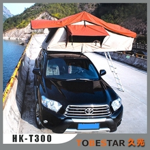 Homelike Overland Camping Experience Products Camping Roof Tent for Car
