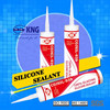 structural glazing silicone adhesive, sealant silicone for double structural glass