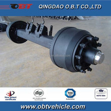 lift axle for trailers for heavy duty