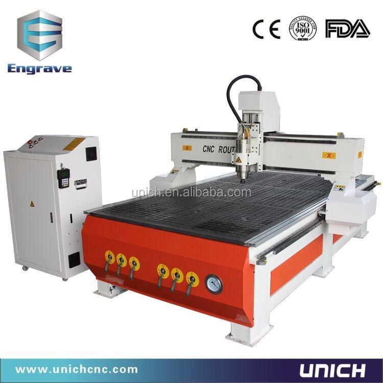 wood working cnc machine