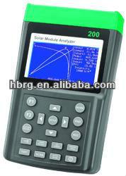 Solar battery test equipment