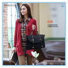 Fashion Woolen Cloth Arrow Female Tote Bag Shoulder Bags