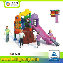 Amusement park children new product LOAFI used school outdoor playground equipment for sale