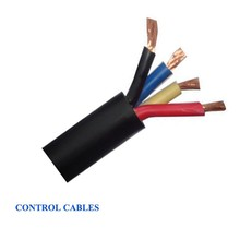 PVC insulated multicore electrical cable and wire RVV 3 core 2.5mm flexible wire