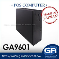 Mini ITX Case GA9601 for POS system and KIOSK PC