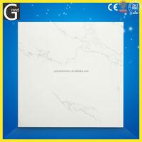 66130# 600x600 White color antislip living room orient floor tile price