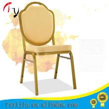 Factory Price Aluminium/Steel Modern rental banquet chairs tiffany chair