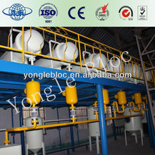 CE certificate Yongle Brand tyre scrap waste tyres pyrolysis equipment
