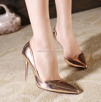 shoes manufacturer in china fashion ladies pumps shoes /women wedding shoes
