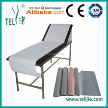 Disposable medical examination bed paper roll for hospital/clinic usage