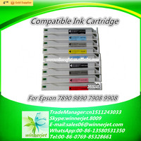 Hot Selling Products Compatible Ink Cartridge For Epson Stylus Pro 9890