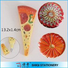 Funny plastic gift pizza pen