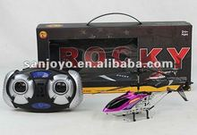 Hot sale for Christmas ! 3 channel alloy rc helicopter