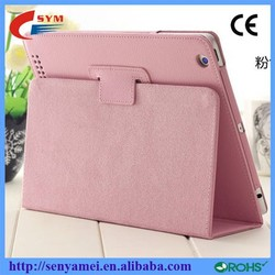 For iPad Leather Cases and Covers,Stand Case For Apple iPad,Luxury Flip Case For iPad 2 3 4