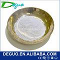 Arcilla china caolín lavada, material cerámico crudo