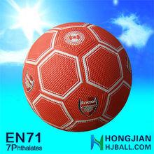 2015 pebble finish soccer balls NO.5 bubble ball soccer for sale