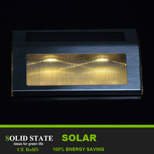 led soalr stair light/step light