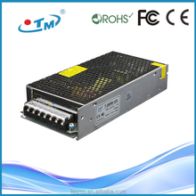 2015 hot promotional power supply 12v5a output power 200w 16a