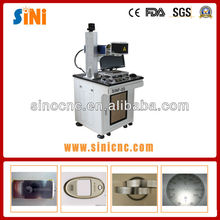 fiber laser dot peen marking machine price