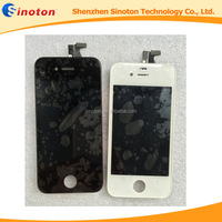 Sinoton Wholesale for iphone 4s lcd digitizer with touch screen