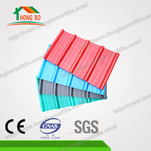 Guangdong Supplier 4-Layers Asa Roof Building Material Price