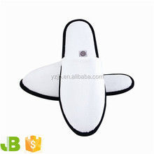 Hospital White Anti-slip Disposable Slippers Products
