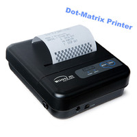 WOOSIM PORTI-SD40 portable pocket receipt printer taxi meter