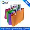 silicone rubber bag factory,hot selling custom logo colorful silicone rubber beach bag