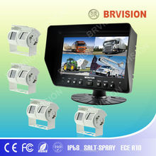 Car Wireless Rear view system TFT LCD video Parking Sensor PZ602W
