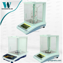 0.0001g 210g gravity specific electronic balance