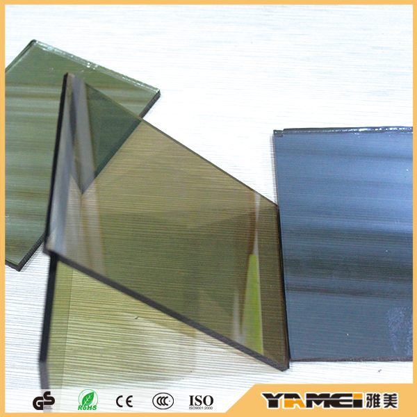 High quality low price glass price per square meter
